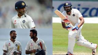 POLL: Gambhir, Rohit, Pujara or Dhawan - who should open for India in 2nd Test?