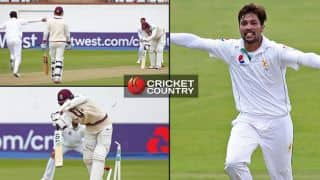 VIDEO: Aamer unleashes himself on Somerset!