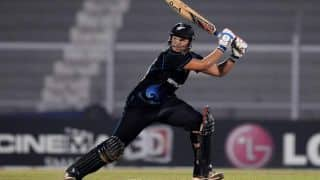Captain Suzie Bates tons power New Zealand women to record ODI total