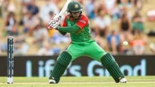 99 के फेर फंसे में मुशफिकुर रहीम, बांग्लादेश के पहले क्रिकेटर बने