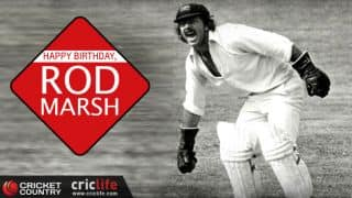 Rod Marsh: 22 facts from the life of one of greatest wicket-keepers ever