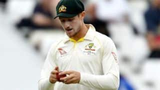 Ball-tampering: Western Australia to welcome Cameron Bancroft after ban end