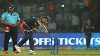 IPL 2018: Harshal Patel admits bowling is difficult than batting cameos