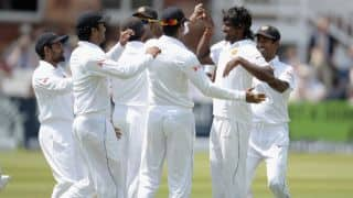 Sri Lanka announce squad for Pakistan Test series