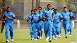 कप्तान अजय रेड्डी के दोहरे शतक के दम पर भारत ने जमैका को हराया