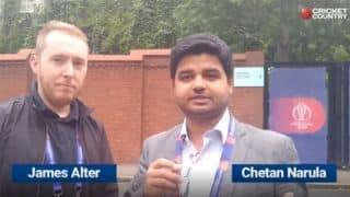 Cricket World Cup 2019: Shikhar Dhawan stars as India beat Australia by 36 runs