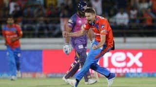 Photos: Gujarat Lions vs Rising Pune Supergiant IPL 2017, Match 13 at Rajkot