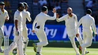 Perth match-winner Nathan Lyon cherishes 'pretty special' wicket of Virat Kohli