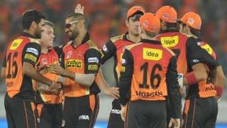 SRH vs KXIP, IPL 2016, Match 18 at Hyderabad: Highlights