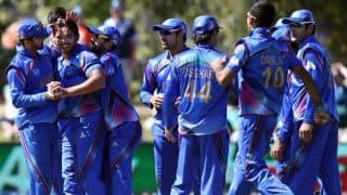 BCCI says Teams touring India will play practice match against Afghanistan