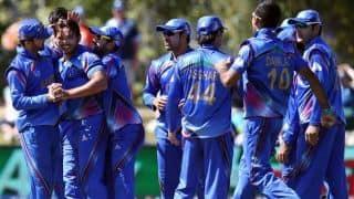 भारत का दौरा करने वाली टीमें अफगानिस्तान से खेलेगी प्रैक्टिस मैच