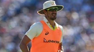 Test selection furthest thing from my mind: Mitchell Starc