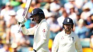 James Vince, Mark Stoneman add 100 for 2nd wicket to end 7-year drought