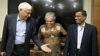 Edulji's ways of functioning, demand to include Kumble in panel upset CoA
