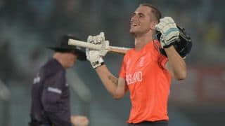 Alex Hales praised by Nick Knight