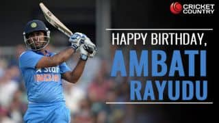 Ambati Rayudu: 12 things to know about the Indian batsman