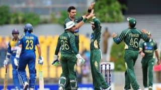Sri Lanka vs Pakistan: 1st ODI highlights