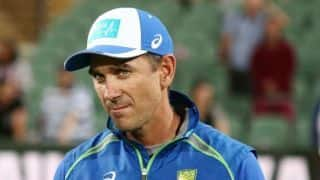 Justin Langer: We continue as banter during England ODI series