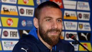 Daniele De Rossi: Italy has world's best defence