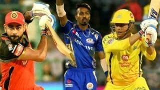 ICC World Cup 2019: Virat Kohli, Hardik Pandya and MS Dhoni's IPL form will them says Sachin Tendulkar