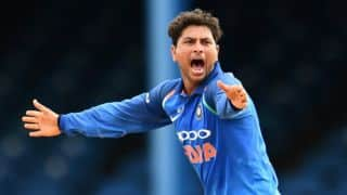 Kuldeep: Bowling on cement wickets during childhood helped me generate spin on any surface