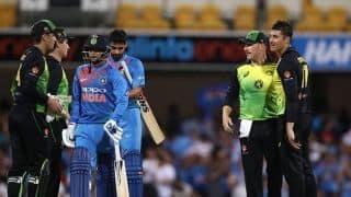 In pics: Australia vs India, 1st T20I