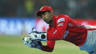 IPL 2017: KXIP have dropped least catches among all teams, says R Sridhar