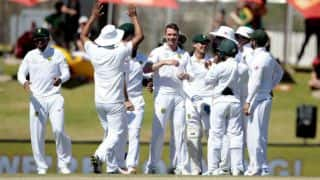 South Africa romp New Zealand by 204 runs in 2nd Test to win series 1-0