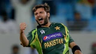 Shahid Afridi rejects alleged media report about being approached to rig ODIs