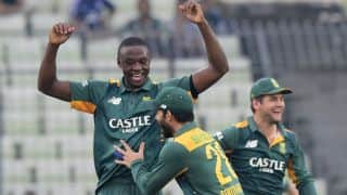 Bangladesh vs South Africa 2015, 1st ODI at Dhaka