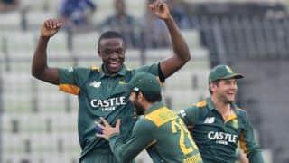Bangladesh vs South Africa 2015, 1st ODI at Dhaka