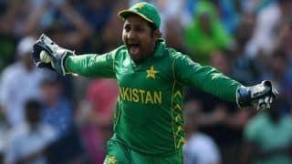 Pak skipper Sarfraz Ahmed says, MS Dhoni inspires him as a player, captain