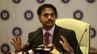 MSK Prasad hits out at Sunil Gavaskar's 'lame duck' jibe