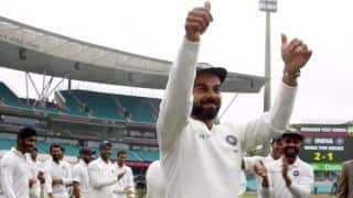 Never been more proud of a team than this one: Virat Kohli