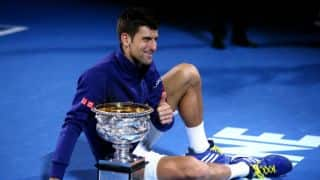 Novak Djokovic's dedication inspiring, says Rory McIlroy