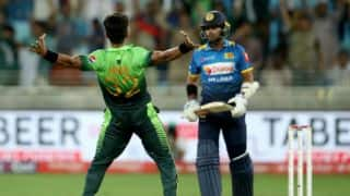 Pakistan vs Sri Lanka, 3rd ODI: Hasan Ali, Shadab Khan wrap up visitors for 208
