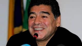 Diego Maradona: Brazil will resolve strikes ahead of FIFA World Cup 2014