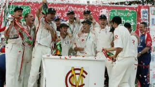 Ashes 2005: England regain urn after 16 years of misery