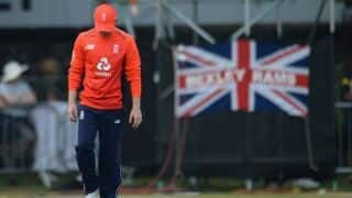 Eoin Morgan remains upbeat despite shocking defeat