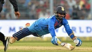 India vs West Indies, 1st T20I: I just tried to absorb the pressure, says Dinesh Karthik