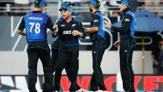 New Zealand vs Australia 2015-16, 1st ODI at Auckland