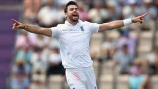 James Anderson becomes 1st bowler to play 150 Test match