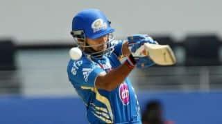 Lendl Simmons leads Mumbai Indians' charge vs Chennai Super Kings, IPL 2014