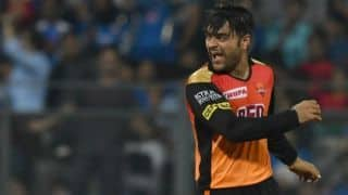 IPL 2018: Watch Rashid Khan's Afghani moves to popular Bollywood number