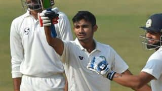 Ranji Trophy 2017-18 Final: Plan was to stay not out, says Akshay Wadkar