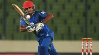 Afghanistan start well against India