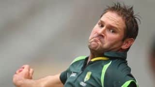 ICC Cricket World Cup 2015: Ryan Harris comfortable being left out of Australia squad