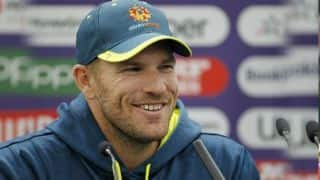 ICC CRICKET World Cup 2019: Aaron Finch relieved after Australia scrape past Pakistan