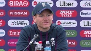 Gareth Southgate's words resonated with England squad: Eoin Morgan