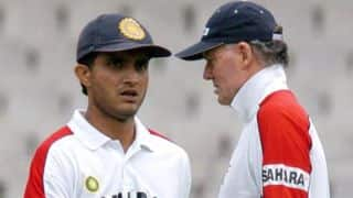 Sourav Ganguly unfolds new chapter on Greg Chappell controversy